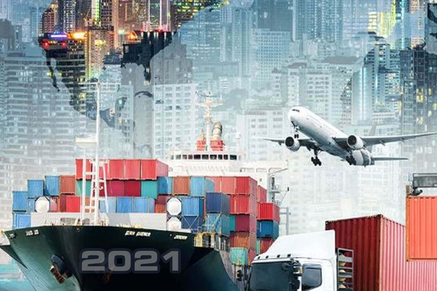 Global Logistic Technology Trends in 2021